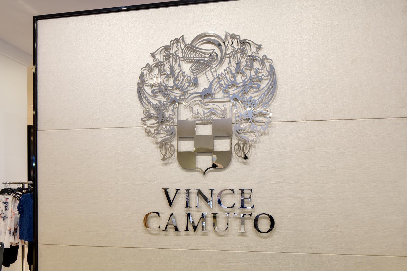 Signage - Metal Logo